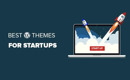 Best WordPress themes for statups