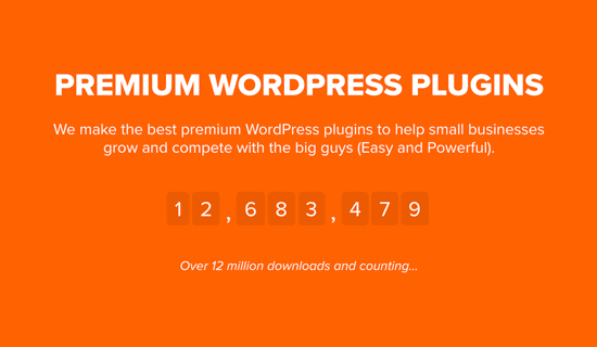 WPBeginner Family of Products