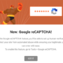 Here's Something That Will Captcha Your Attention: Defender's New Google reCAPTCHA Feature!