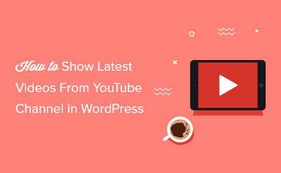 <p></noscript>Do you want to show the latest videos from a YouTube channel on your WordPress website? YouTube is the most popular video platform in the world. By adding videos from your YouTube channel to your website, you can get more views and increase engagement. In this article, we'll show you […]</p>