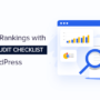 11-Point WordPress SEO Audit Checklist to Boost Your Rankings